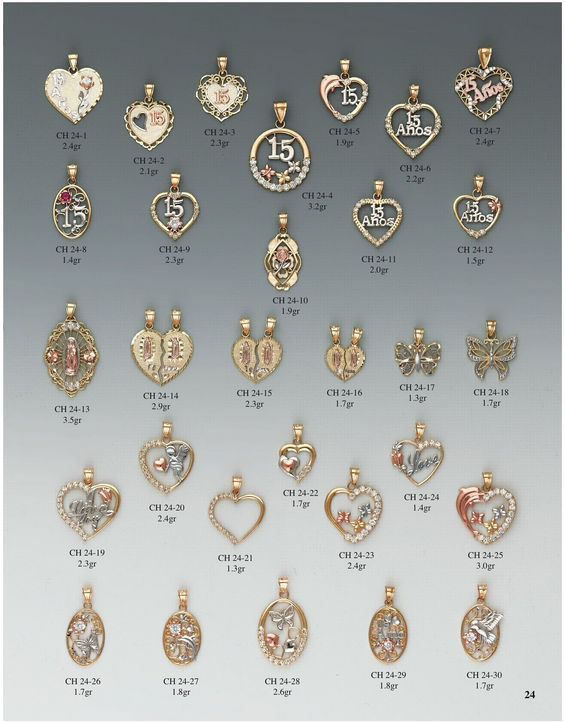 H & A Wholesale Jewelry Catalog Page 24