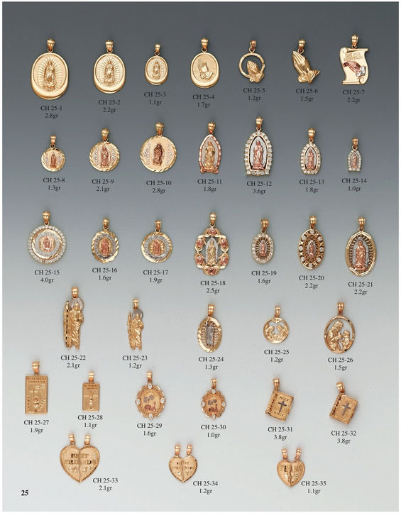 H & A Wholesale Jewelry Catalog Page 25