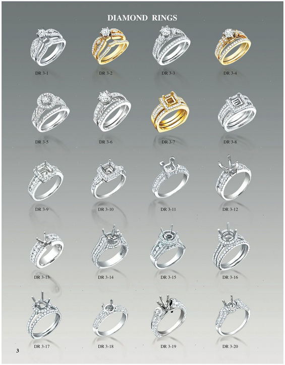 H & A Wholesale Jewelry Catalog Page 3