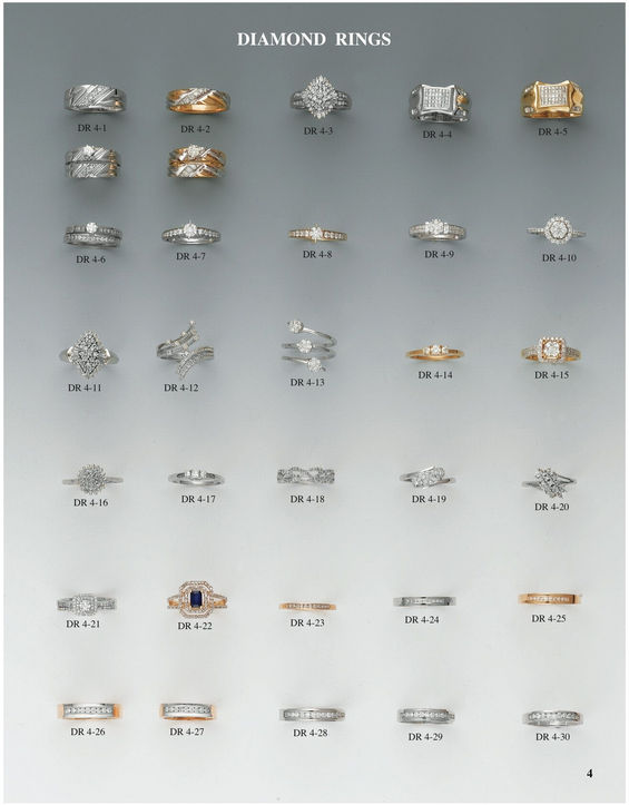 H & A Wholesale Jewelry Catalog Page 4